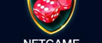 нетгейм казино лого